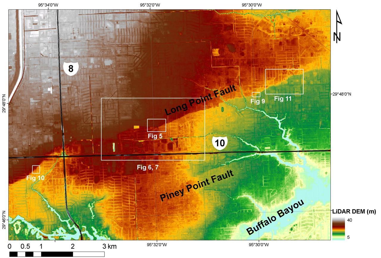 Houston Elevation Map My Blog - Elevation map